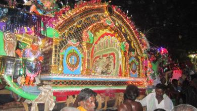 Photo of Day 13 Thiruvaiyaru Sapthasthanam Chithirai Festival 2014