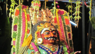 Photo of Day 3 Thiruvaiyaru Chithirai Festival 2014