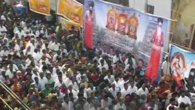 Photo of Thiruvaiyaru Maha Kumbabishekam Video