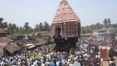 Photo of Day 9 Thiruvaiyaru Chithirai Festival 2014