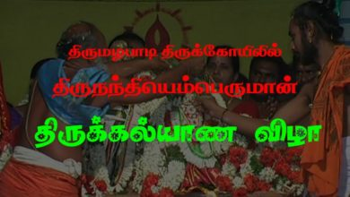 Photo of Thirumazhapadi Nandi Kalyanam 2015 Video