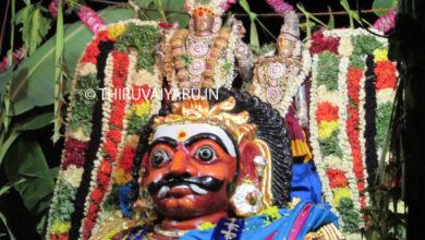 Photo of Thiruvaiyaru Sapthasthanam Chithirai Festival 2016 Day 3 Video