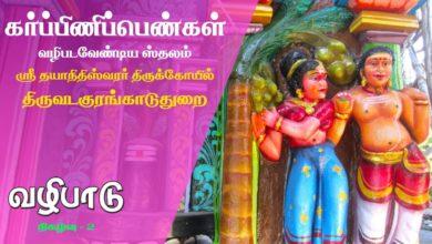 Photo of Vadakurangaduthurai Sri Dhayanitheeswarar Temple – Vazhipaadu #2