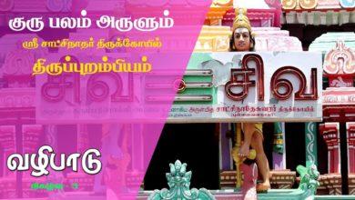 Photo of Thirupurambiyam Sri Satchinatheswarar Temple – VAZHIPAADU #3