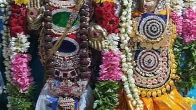 Photo of Vaikasi Vasantha Urchavam – Day 1