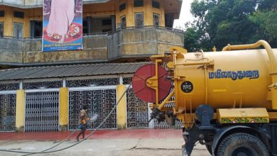 Photo of Spread  of Corona  Vaccination – Dharmapuram Adheenam