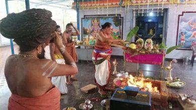 Photo of Chitharkaadu Kayilaaya Parambaraiyaai Varugazhi Chitrambalanaadigal Gurupooja Dharisanam