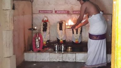 Photo of Naalvar Abhishekam