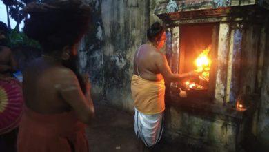 Photo of Vasantha Navarathiri Begins – Dharmapuram Adheenam