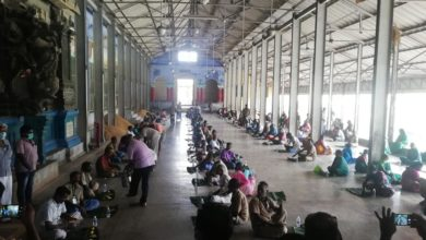 Photo of 400 People Annadhanam – Dharmapuram Adheenam