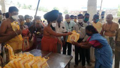 Photo of Uniform for Municipal Workers – Dharmapuram Adheenam