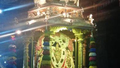 Photo of Golden Chariot Departure – Dharmapuram Adheenam