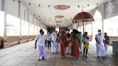 Photo of Thirukkadavur Dharshan – Dharmapuram Adheenam
