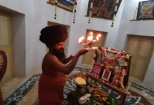 Photo of Maakeshwara Poojai – Dharmapuram Adheenam