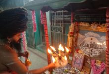 Photo of Pooja For Lord Shiva's Kailayam – Dharmapuram Adheenam