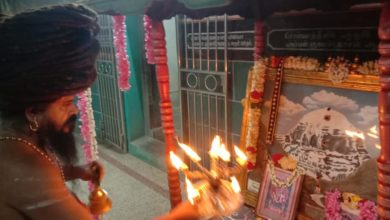 Photo of Pooja For Lord Shiva's Kailayam – Dharmapuram Adheenam
